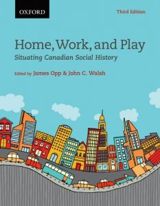 Book Cover for Home, Work, and Play