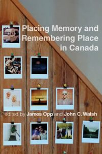 Book Cover - Placing Memory